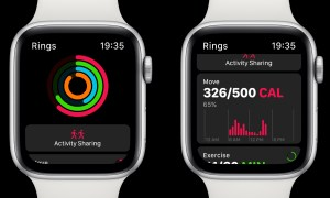 Apple Watch Watchos 6 Konzept Ringe