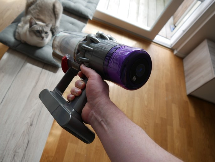Dyson V11 Absolute Test3