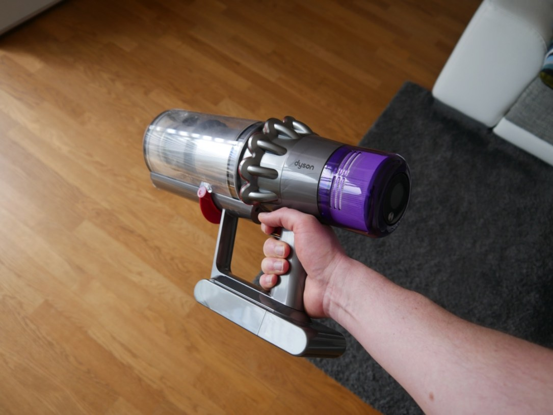 Dyson V11 Absolute Test7