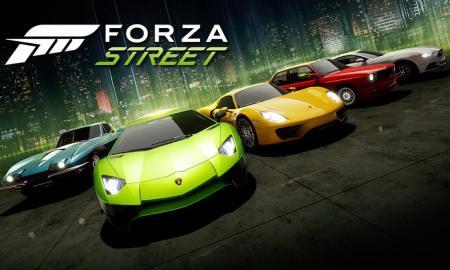 Forza Street Header