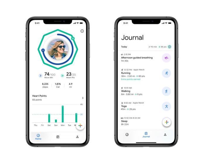 Google Fit Iphone