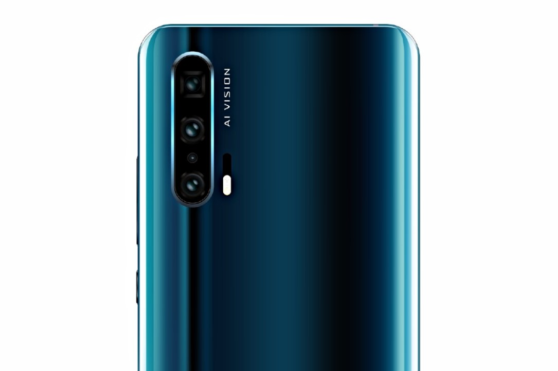Honor 20 Pro Render Header