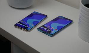 Huawei P30 Pro Samsung Galaxy S10 Vgl2