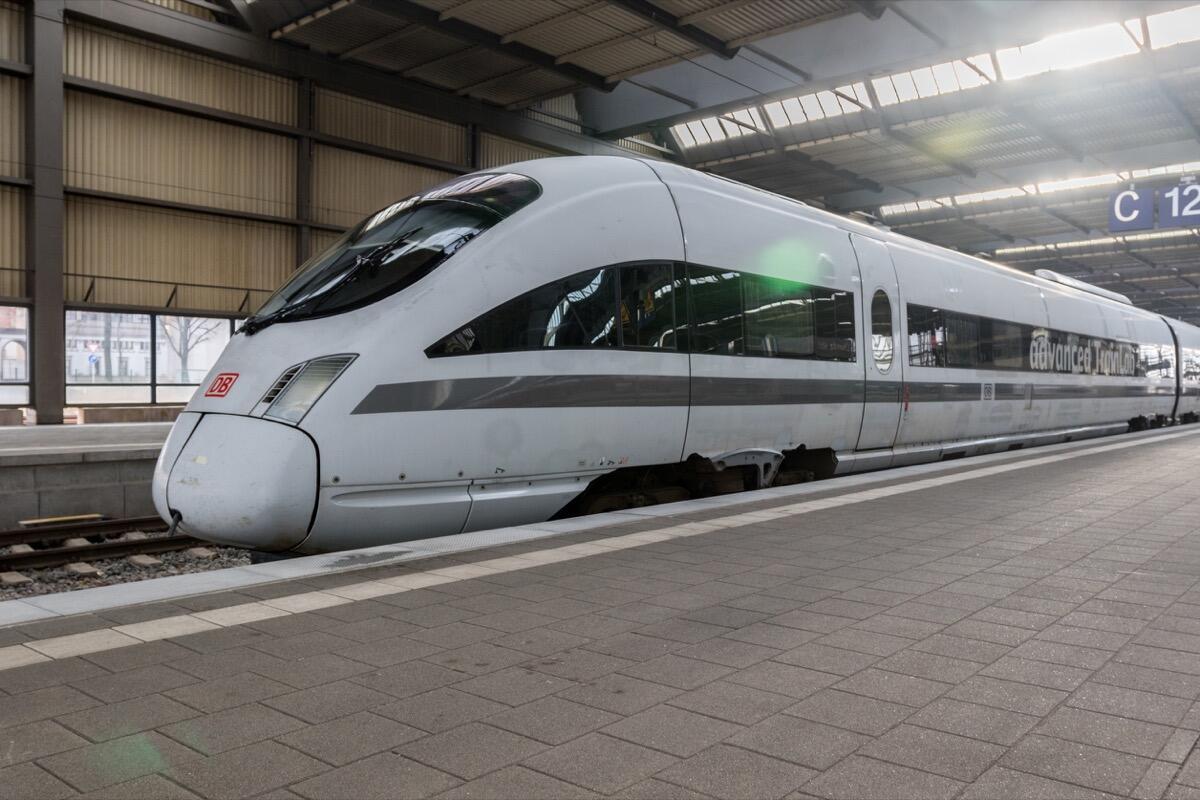 Advanced Trainlab: Forschungslabor Für Die Bahn Der Zukunft