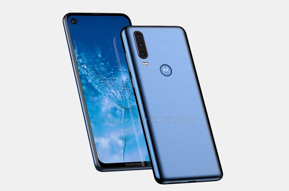 Motorola Moto G8 Leak2