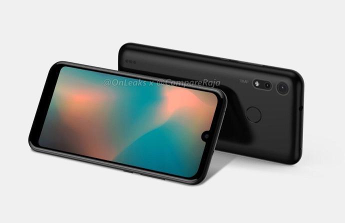 Motorola Moto P40 Play Leak