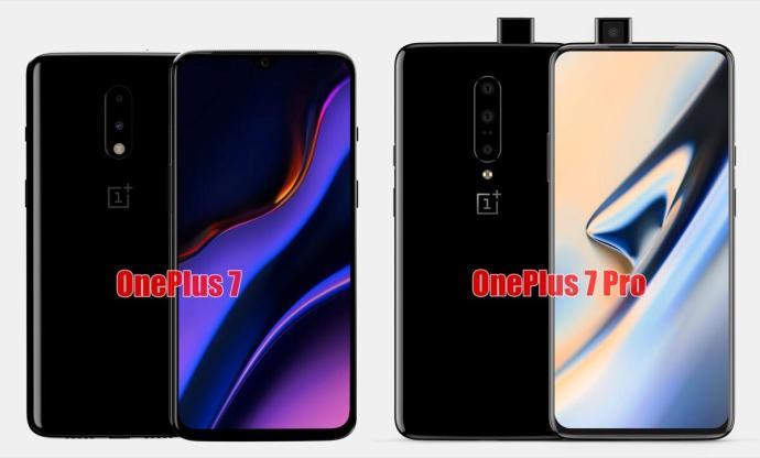 Oneplus 7 Pro Beide
