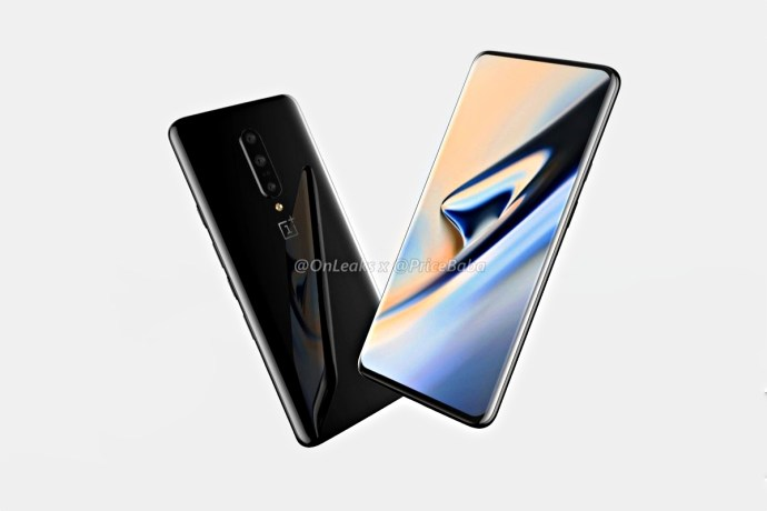 Oneplus 7 Render Leak Header
