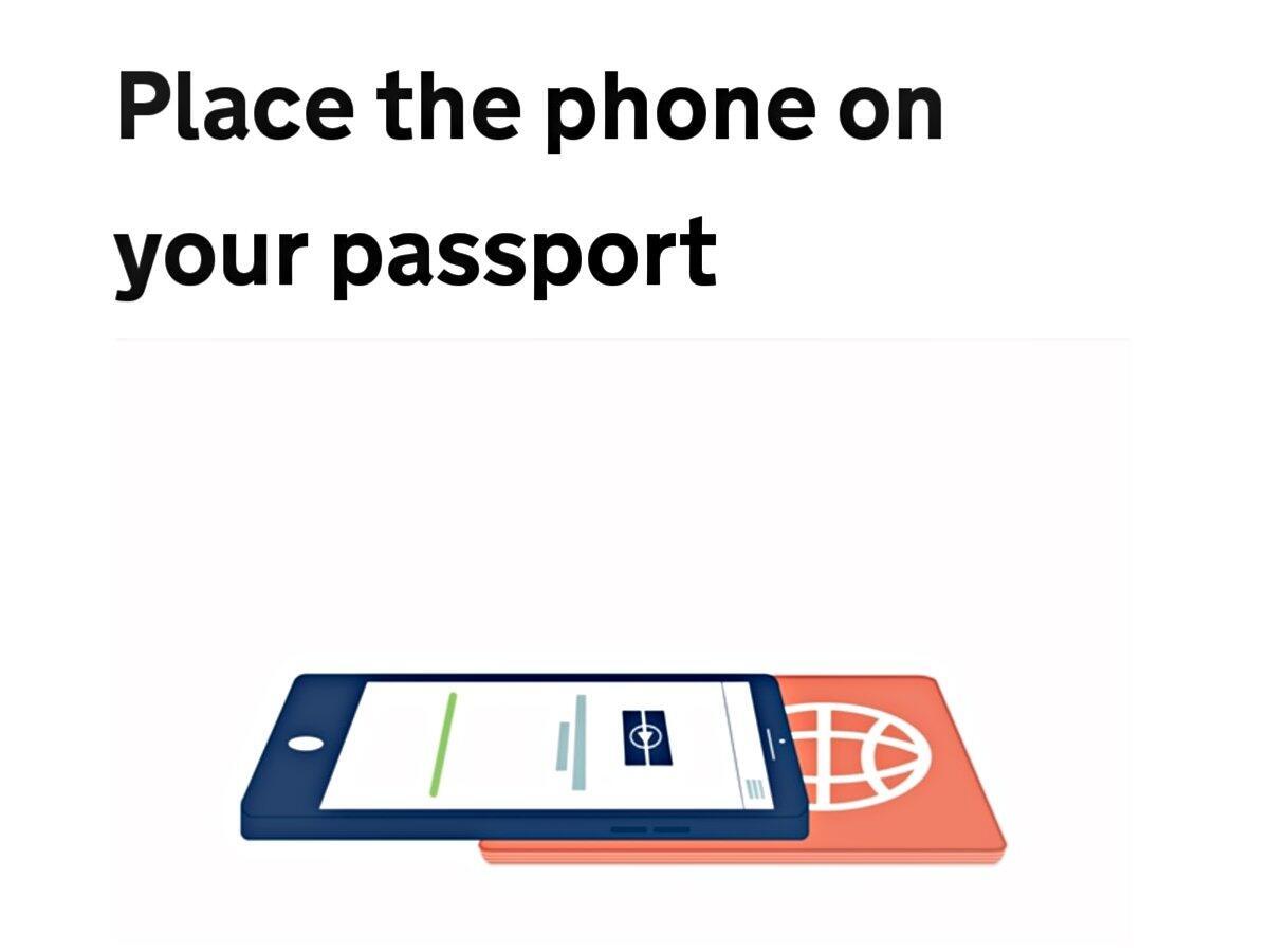 Uk Exit App Nfc