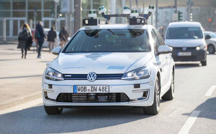 Volkswagen Autonomous Driving