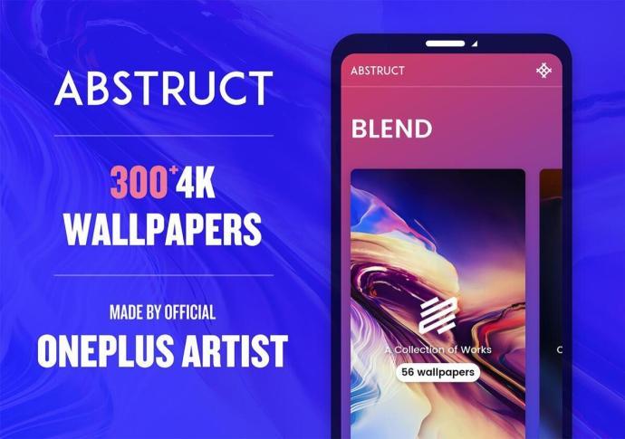 Abstruct Wallpaper App