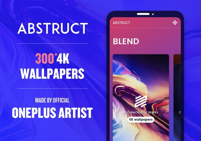 Abstruct Wallpaper App