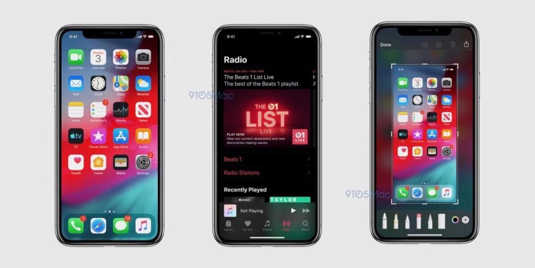 Apple Ios 13 Iphone Screen Leak