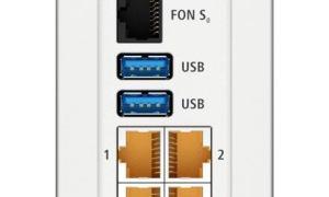 Avm Fritzbox 6591 Cable Anschluesse Freigestellt