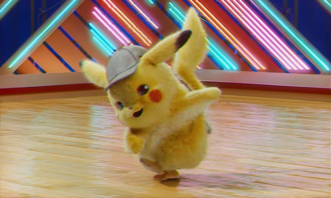 Detective Pikachu Leak