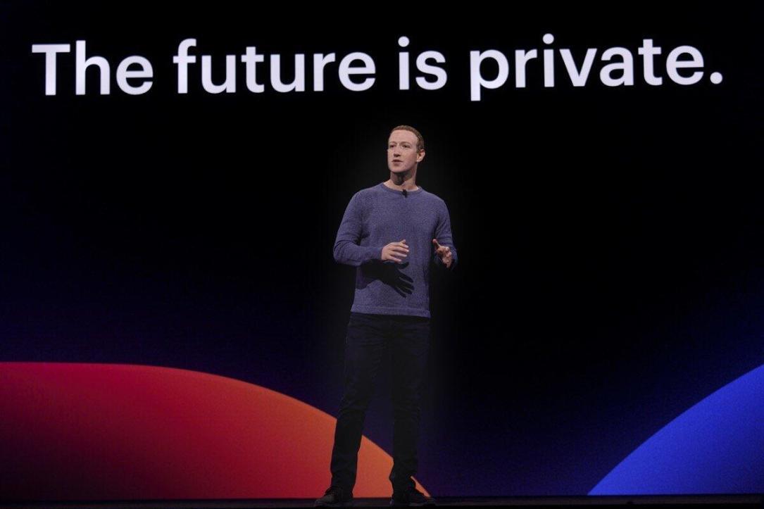 Facebook Mark Zuckerberg Keynote Privat Header