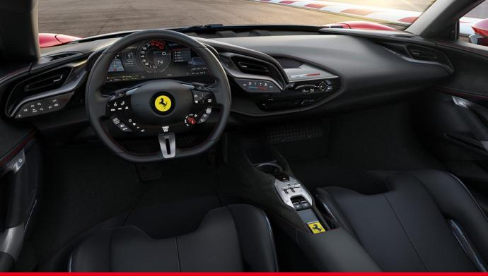 Ferrari Sf90 Stradale Innen