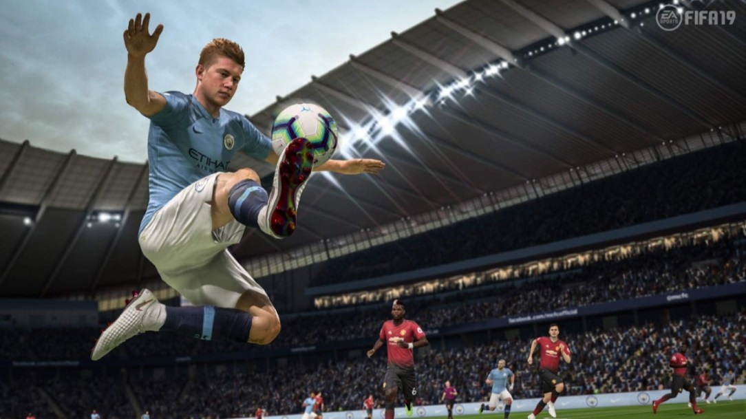 Fifa 19 Screen Header