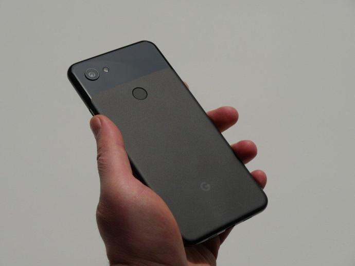 Google Pixel 3a Test2