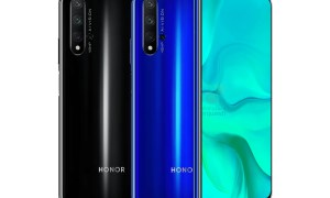 Honor 20 Leak