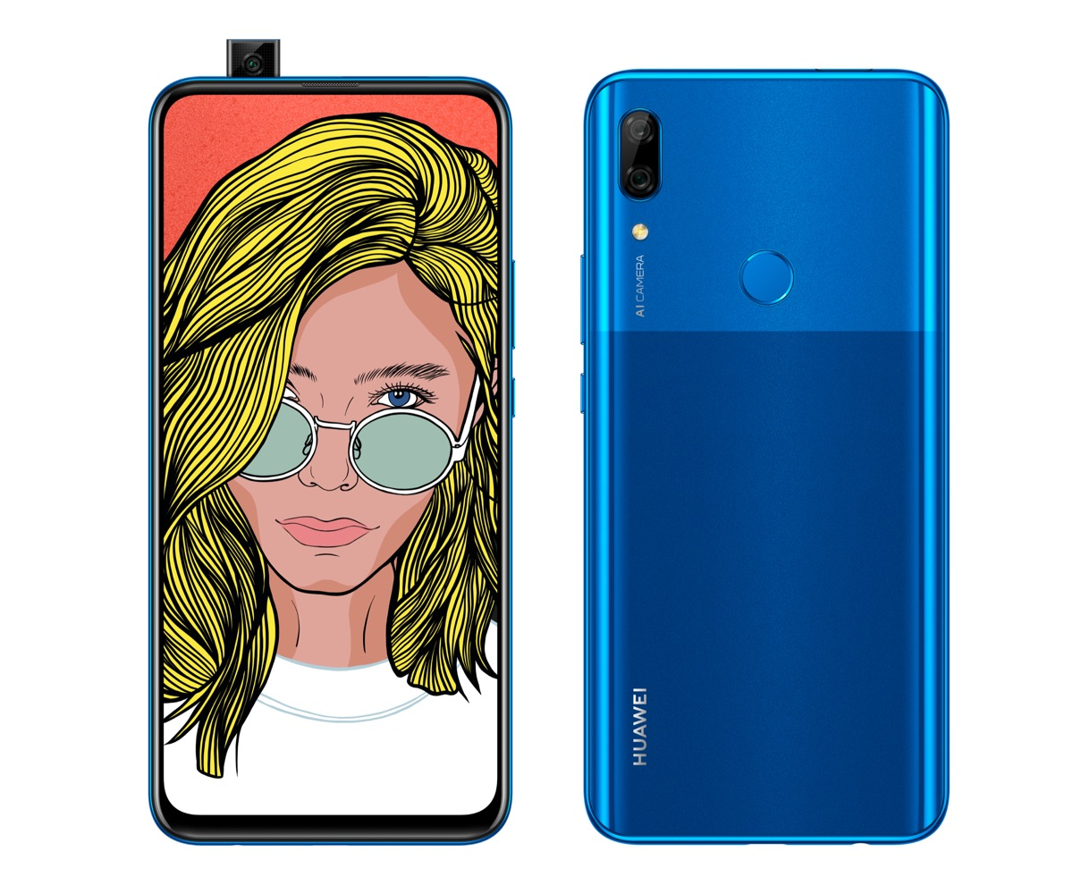 Huawei P Smart Z Starlight Blue