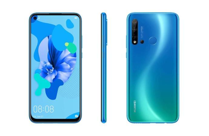 Huawei P20 Lite 2019 Leak