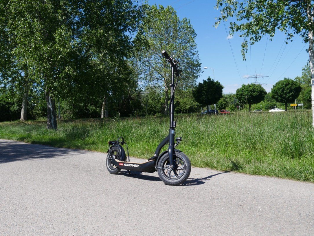 Metz Moover Scooter Test3