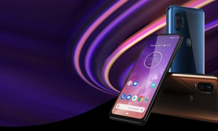 Motorola One Vision 1
