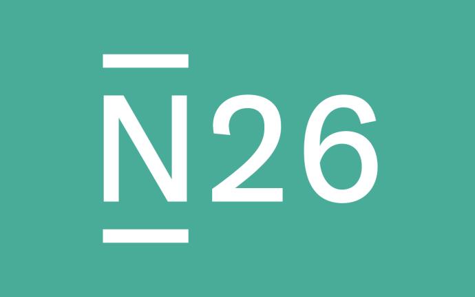 N26 Header Logo