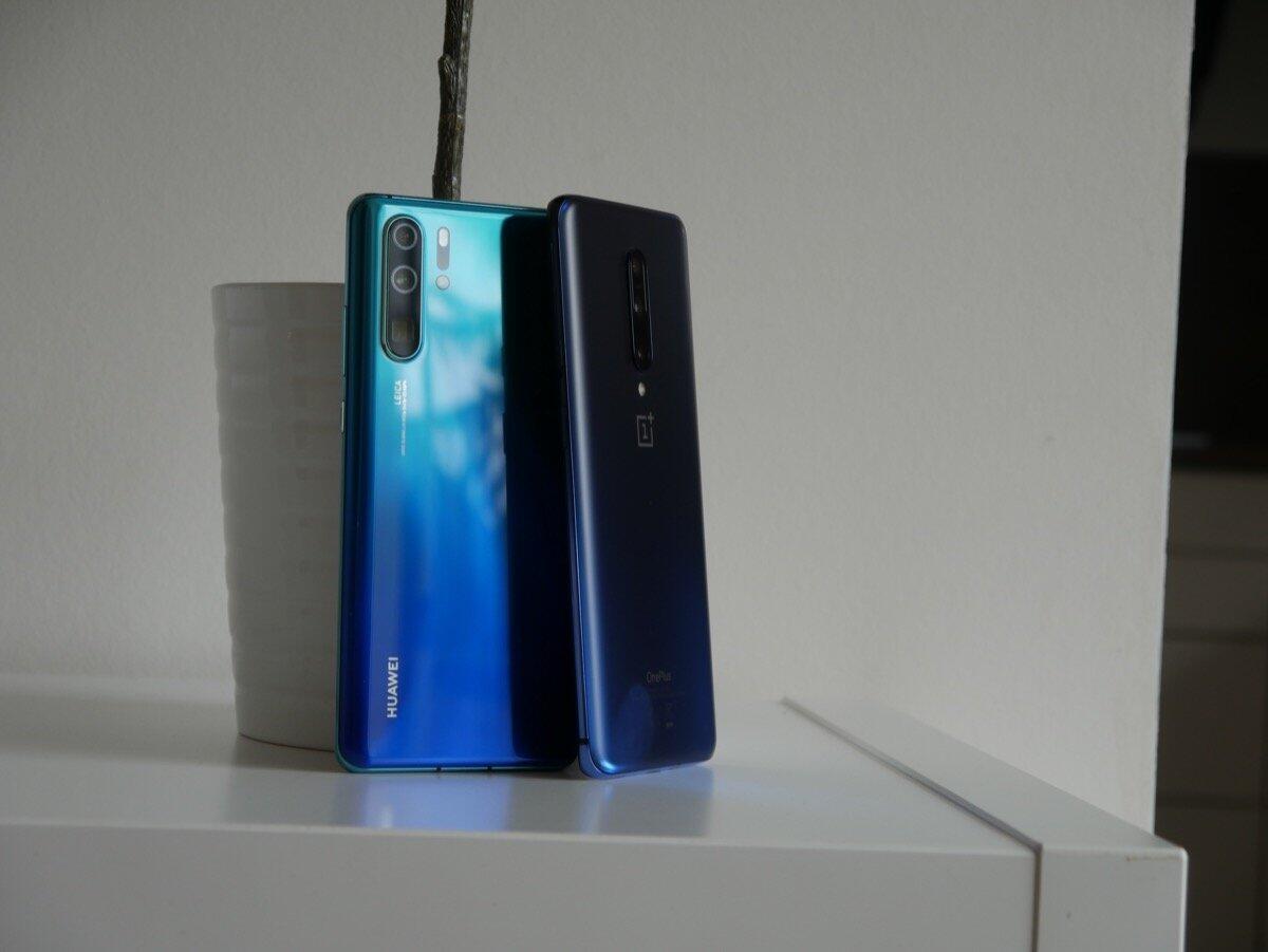 Oneplus 7 Pro Huawei P30 Pro Test4