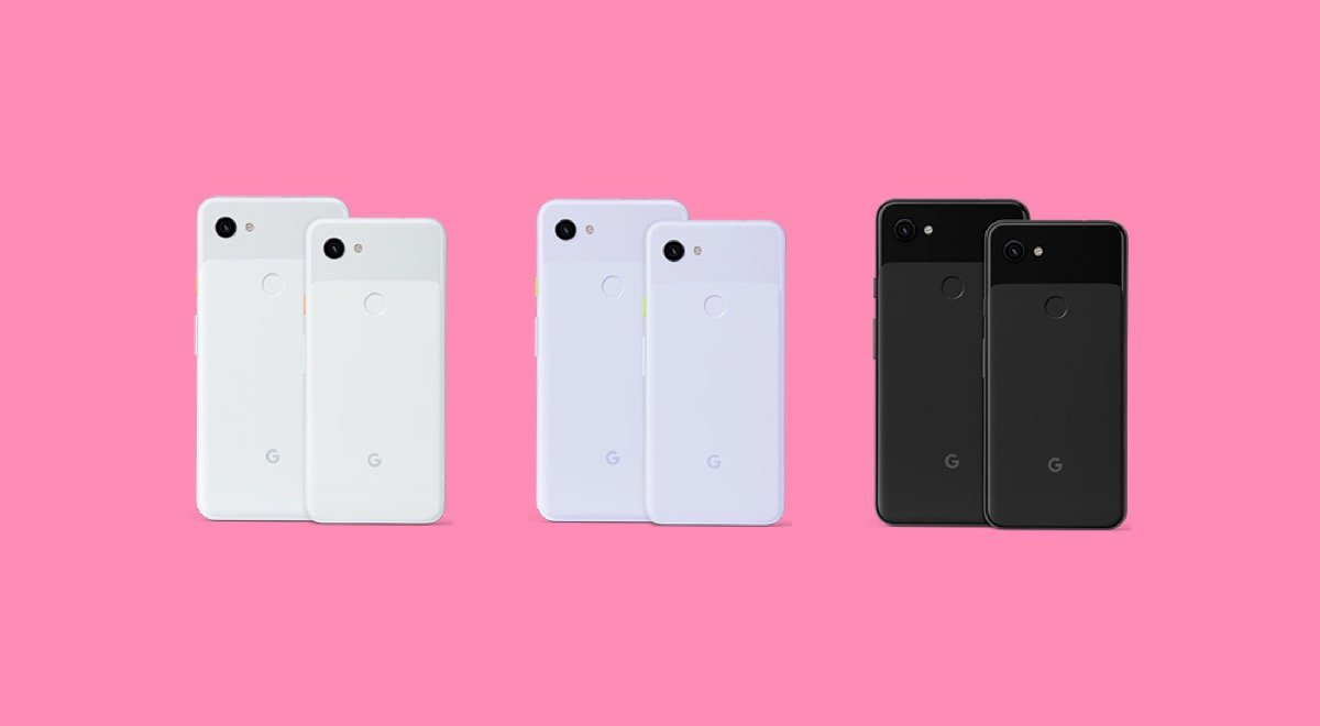 Pixel 3a And 3a Xl Colors