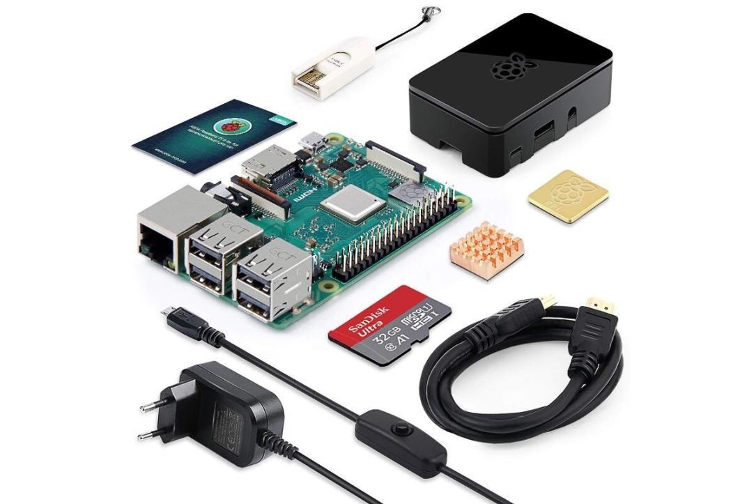 Raspberry Pi 3 Modell B Plus Starterkit