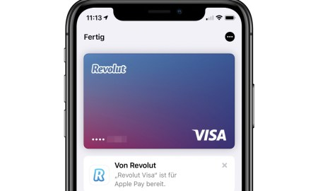 Revolut Apple Pay