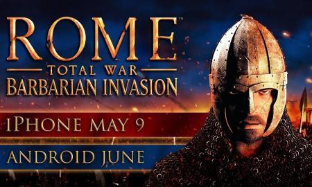 Rome Total War Barbarian Invasion Iphone