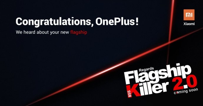Xiaomi Flaggschiff Killer Redmi