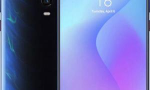 Xiaomi Mi 9t Pro Blau