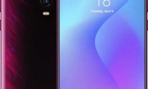 Xiaomi Mi 9t Pro Rod