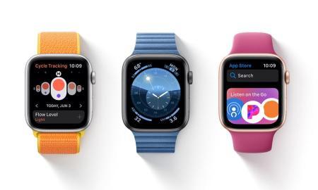 Apple Watchos 6 Header
