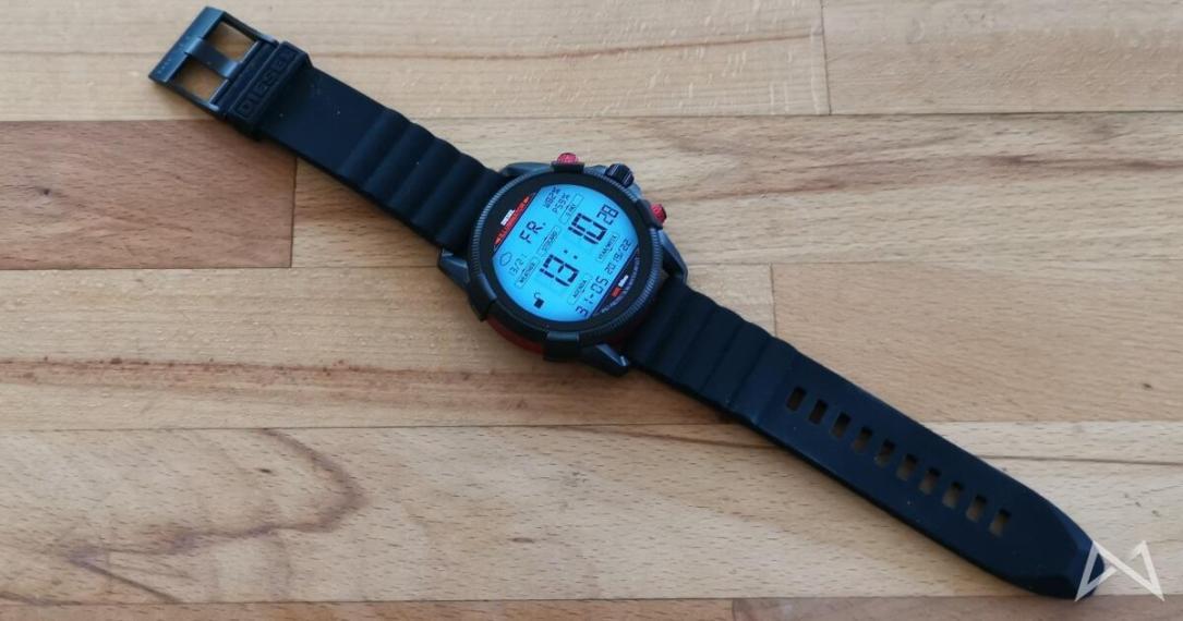 Dieses On Full Guard 2.5 Silikon Armband