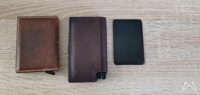 Ekster Wallet 3.0 Mit Secrid Wallet