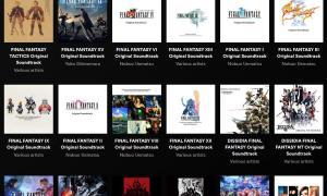Final Fantasy Spotify