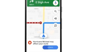 Google Maps Krise Warnung