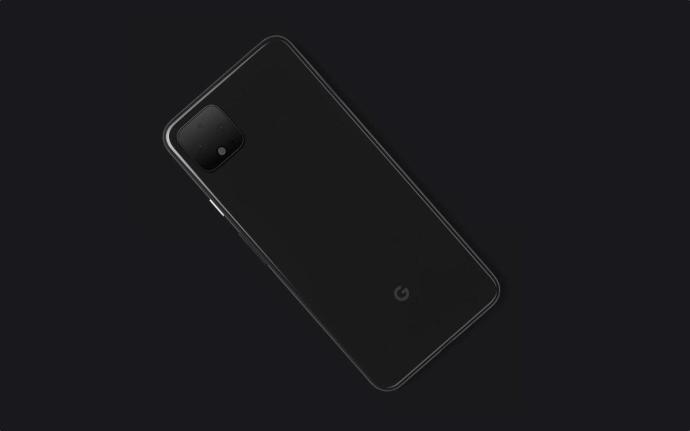 Google Pixel 4 Bild Header