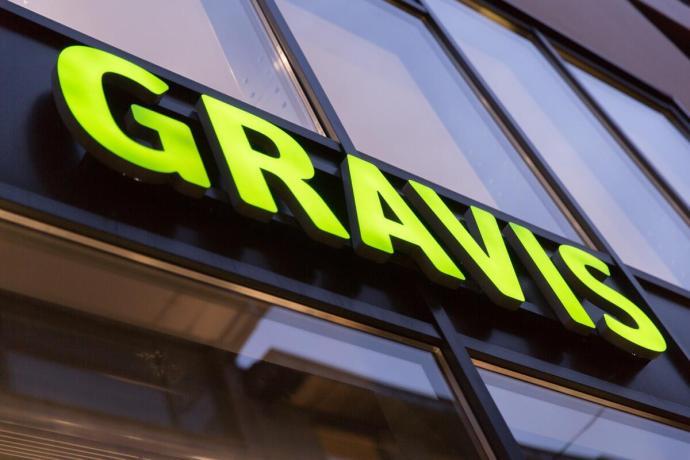 Gravis Logo Header