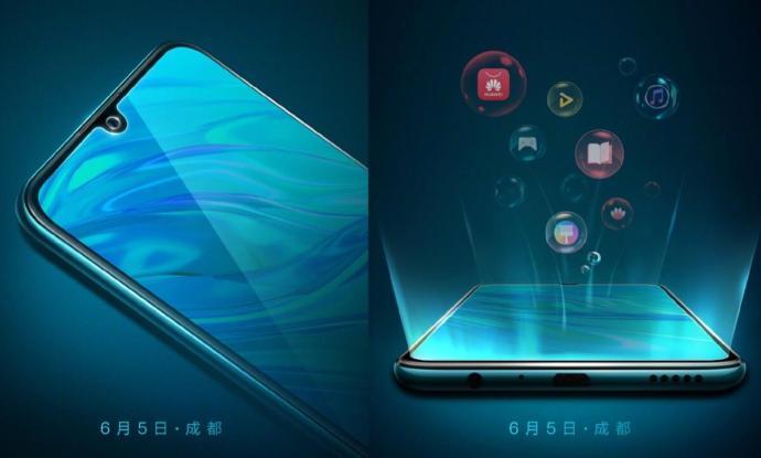 Huawei Mate 30 Lite China