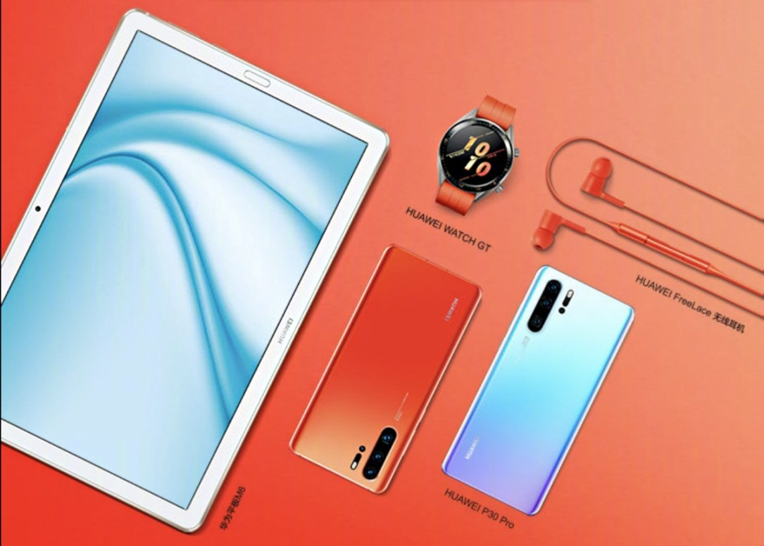 Huawei Mediapad M6 Pro Bild