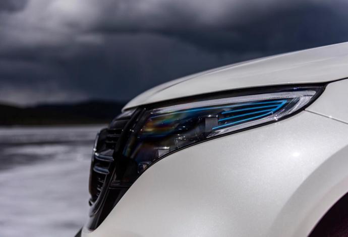 Der Mercedes Benz Eqc: Elektrische Intelligenz The Mercedes Benz Eqc: Electric Intelligence