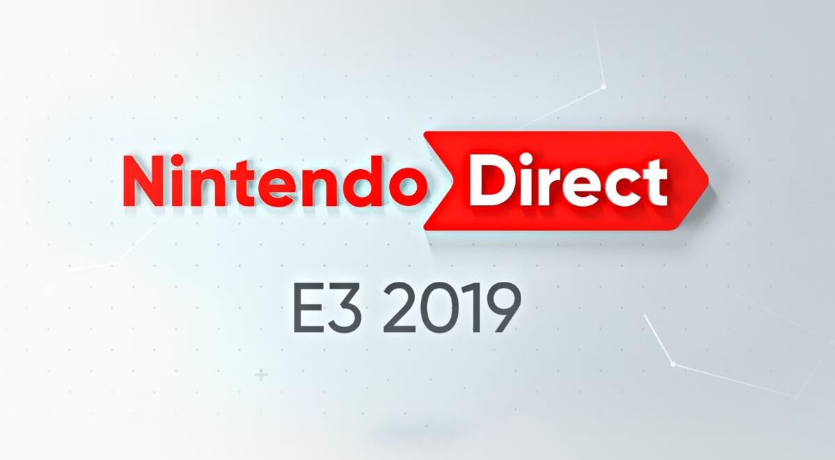 Nintendo Direct 2019 E3