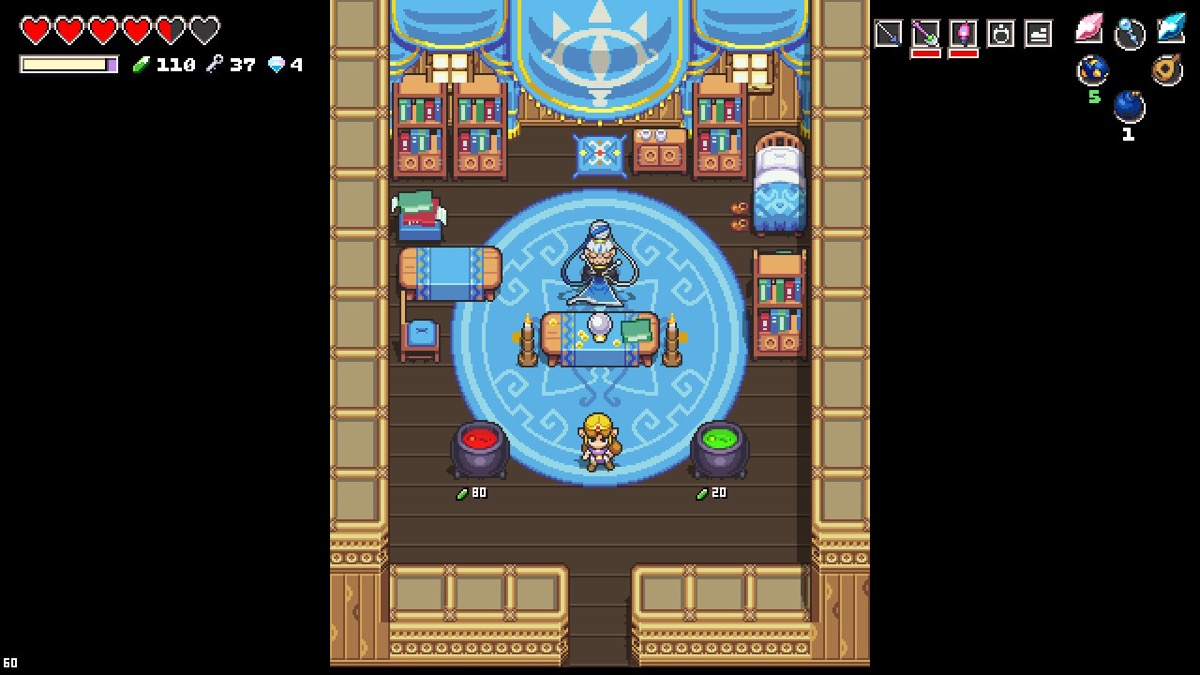Nintendo Switch Zelda Crossover Screen6