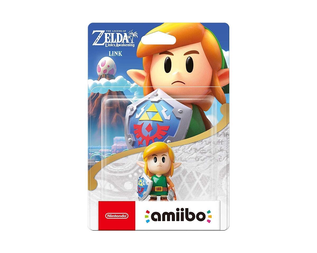 Nintendo Switch Zelda Link Awakening Amiibo